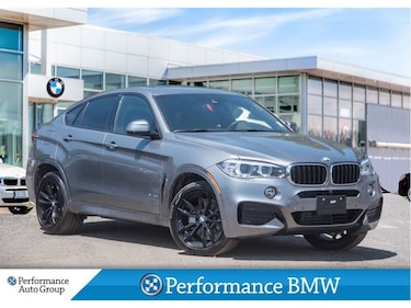 2018 BMW X6 xDrive35i - FINANCE FROM 2.9% / LEASE @ 3.9% OAC SUV