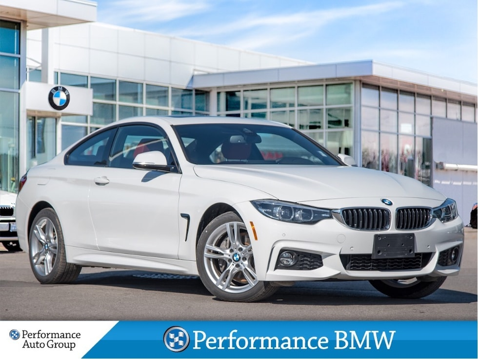 2019 BMW 4 Series 430i xDrive - 3.99% 5/YR FINANCING OAC Coupe