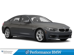 2019 BMW 430i xDrive. HTD SEATS. NAVI. CAMERA. DEMO UNIT Gran Coupe