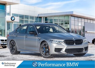 2019 BMW M5 VENTILATED SEATS / MASSAGE FUNCTION for DRIVER Sedan
