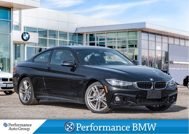 2019 BMW 440i xDrive - SURROUND VIEW CAMERAS / KEYLESS ENTRY Coupe