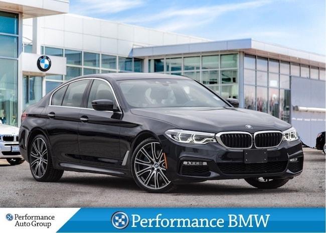 2018 BMW 540i xDrive. HTD SEATS. NAVI. PARK ASSIST. DEMO UNIT Sedan