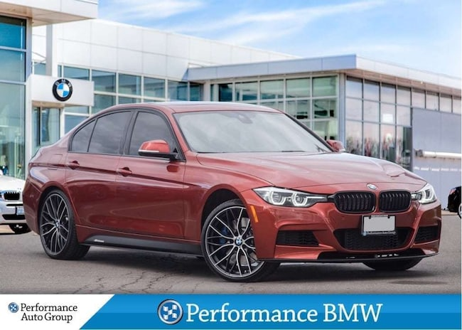 2018 BMW 340i xDrive. M PERFORMANCE EDITION. DEMO UNIT Sedan