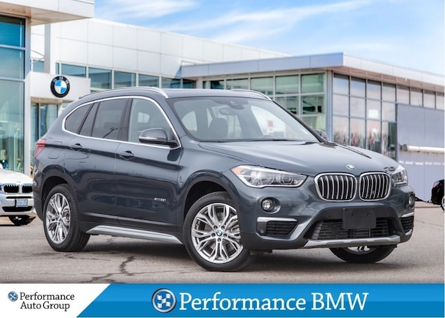 2018 BMW X1 xDrive28i. NAV. CAMERA. HTD SEATS. 3.99/60 OAC SUV