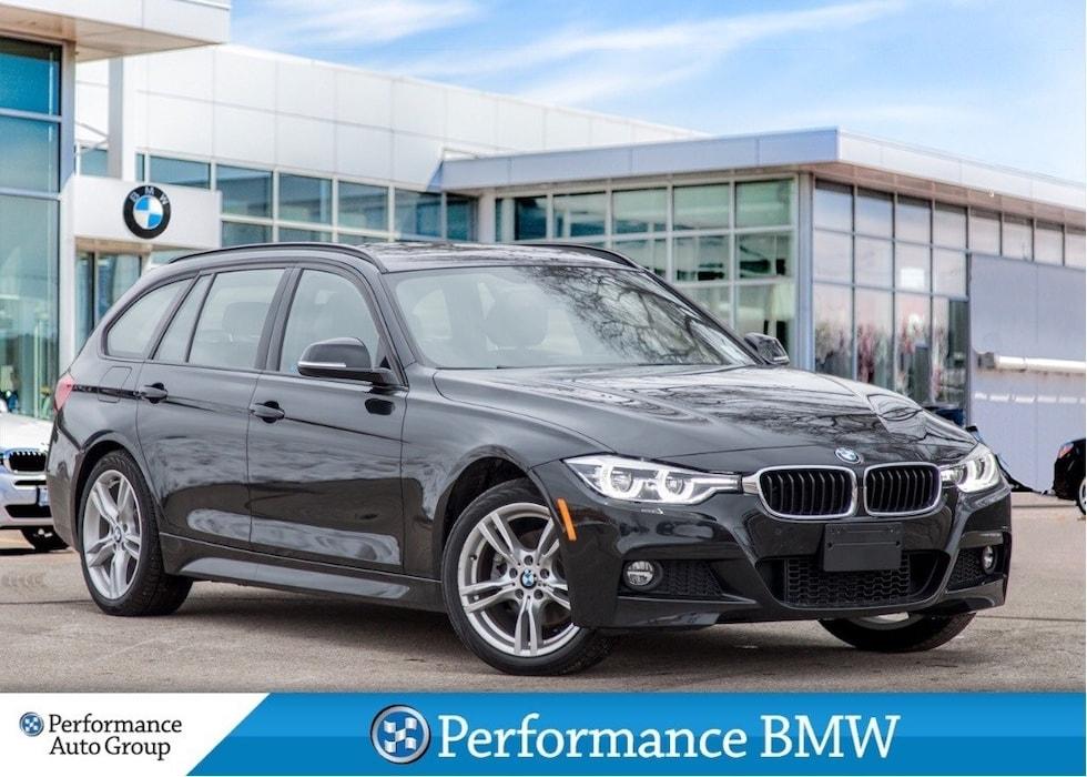 2019 BMW 330i xDrive TOURING. HTD SEATS. NAVI. DEMO UNIT Touring