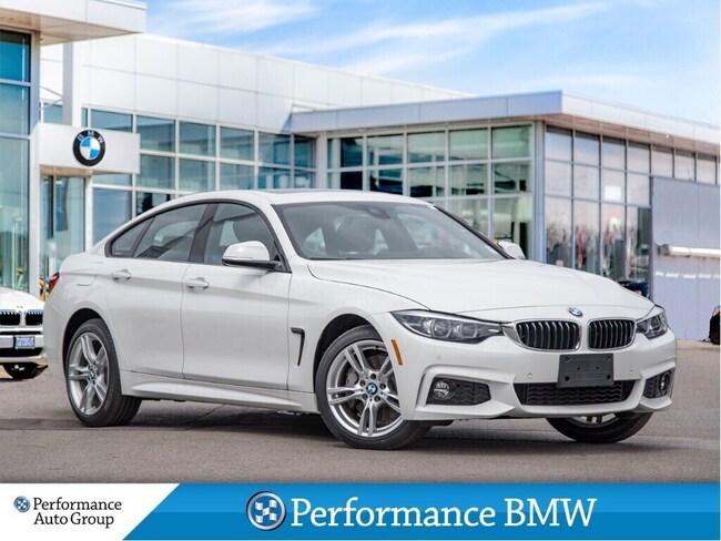 2019 BMW 430i xDrive-Prem.Enhance-Wireless Charging-Wifi Gran Coupe