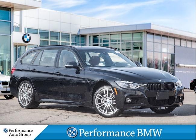 2018 BMW 330i xDrive TOURING. HTD SEATS. NAVI. DEMO UNIT Touring