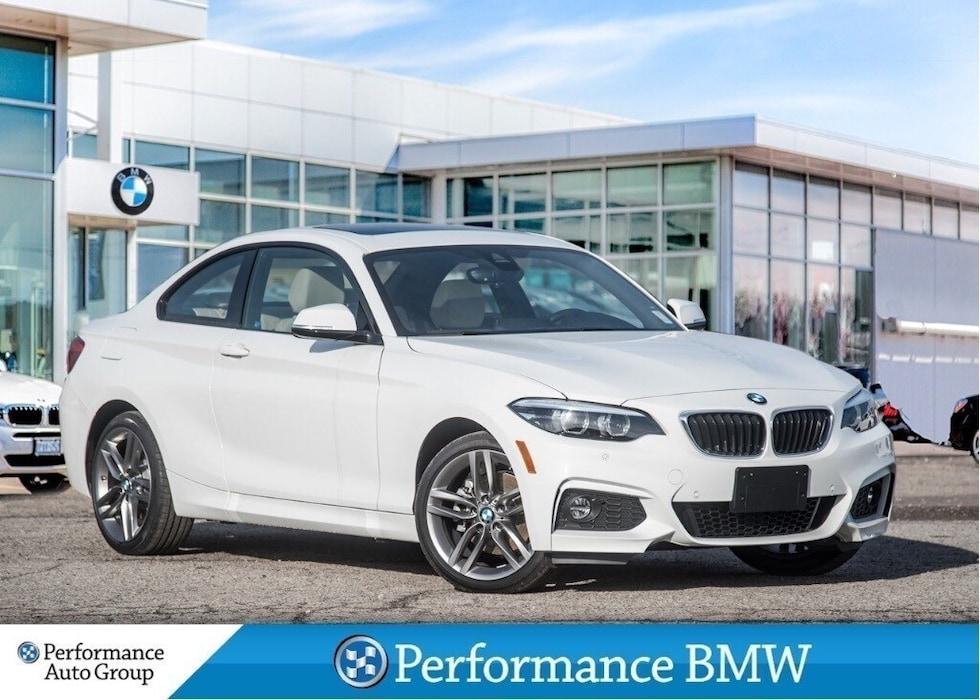 2019 BMW 230i xDrive. NAVI. ROOF. CAMERA. DEMO UNIT Coupe