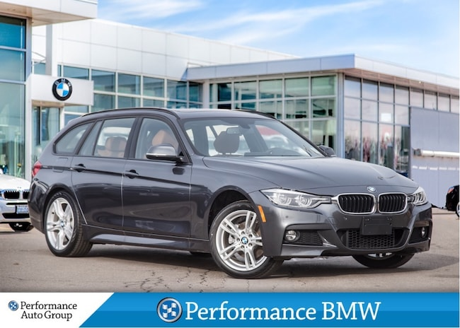 2018 BMW 330i xDrive TOURING. HTD SEATS. ROOF. DEMO UNIT Touring