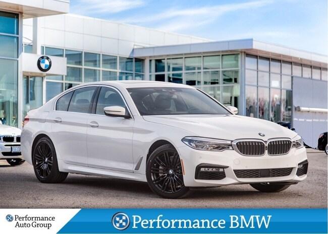 2018 BMW 540i xDrive. HTD SEATS. NAVI. CAMERA. DEMO UNIT Sedan