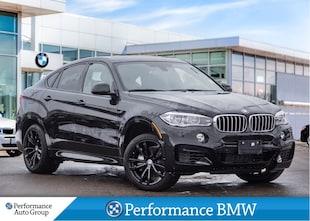 2018 BMW X6 xDrive50i. NAVI. HTD SEATS. ROOF. DEMO UNIT SUV