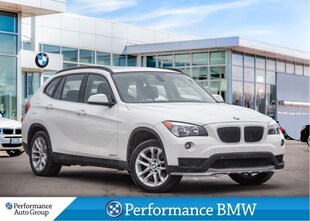 2015 BMW X1 xDrive28i. PANO ROOF. HTD SEATS. HTD STEERING SUV