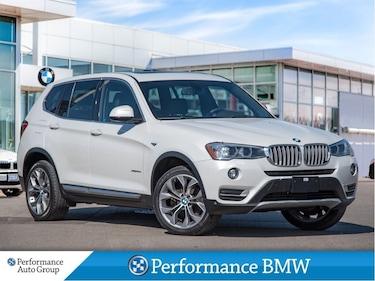 2015 BMW X3 xDrive28d - DIESEL TECHNOLOGY SUV