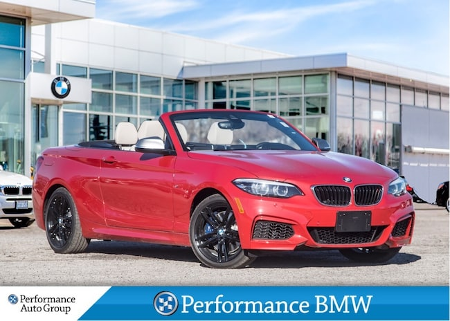 2019 BMW M240i xDrive - APPLY CARPLAY / SIRIUS XM SAT RADIO Cabriolet