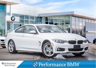 2019 BMW 430i xDrive. HEAD-UP DISPLAY. SIRIUSXM. DEMO UNIT Coupe