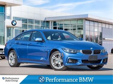 2019 BMW 4 Series 430i xDrive - 5/yr 3.99% Financing OAC Hatchback