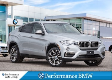 2018 BMW X6 xDrive35i - FINANCING AS LOW AS 2.9% OAC SUV
