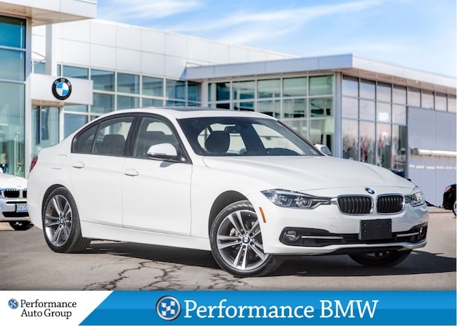 2018 BMW 330i xDrive. SPORT LINE PKG. NAVI. CAMERA. DEMO UNIT Sedan