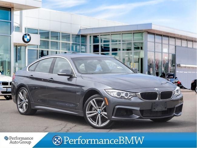 2015 BMW 435i xDrive. NAVI. CAMERA. LEATHER. SIRIUSXM. ROOF Gran Coupe
