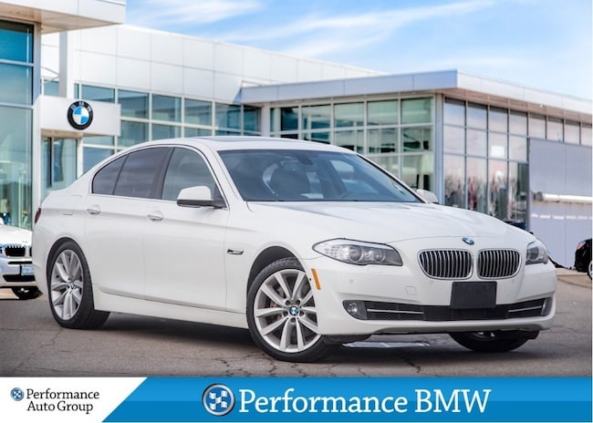 2013 BMW 535i xDrive. CERTIFIED SERIES Sedan