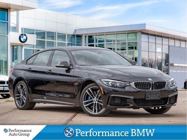 2019 BMW 440i xDrive-Prem.Enhance-MPerformance Pkg-Wifi-Frm0.99% Gran Coupe
