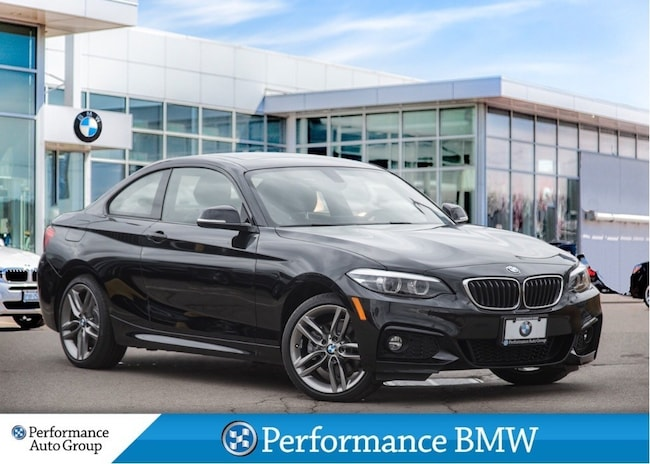 2018 BMW 230i xDrive - LEASE OR FINANCE FROM A LOW 0.9% OAC Coupe