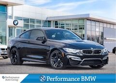 2018 BMW M4 MANUAL TRANSMISSION Coupe