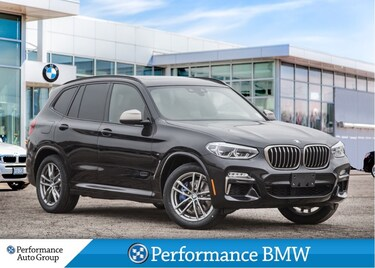 2019 BMW X3 M40i - HEAD-UP DISPLAY SUV