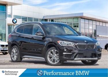2018 BMW X1 xDrive28i - ON-BOARD NAV / HEAD-UP DISPLAY SUV