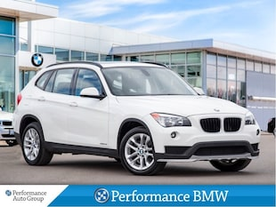 2015 BMW X1 xDrive28i. NAVI. HTD SEATS. PANO ROOF. BLUETOOTH SUV