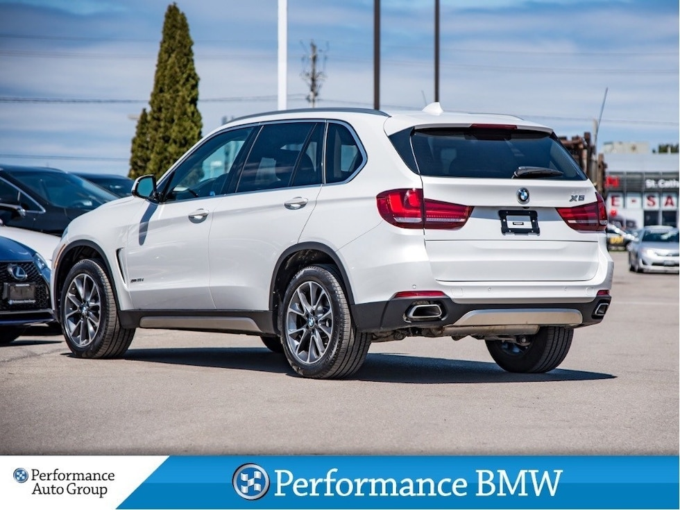 2018 BMW X5 Gets Diesel Engines And New Design >> Used 2018 Bmw X5 For Sale At Performance Bmw Vin