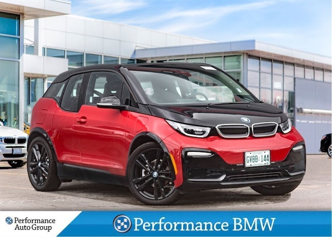 2018 BMW i3 S. RANGE EXTENDER. NAVI. CAMERA. DEMO UNIT Hatchback