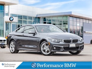2019 BMW 430i xDrive. PREMIUM ESSENTIAL PKG. NAVI. DEMO UNIT Coupe