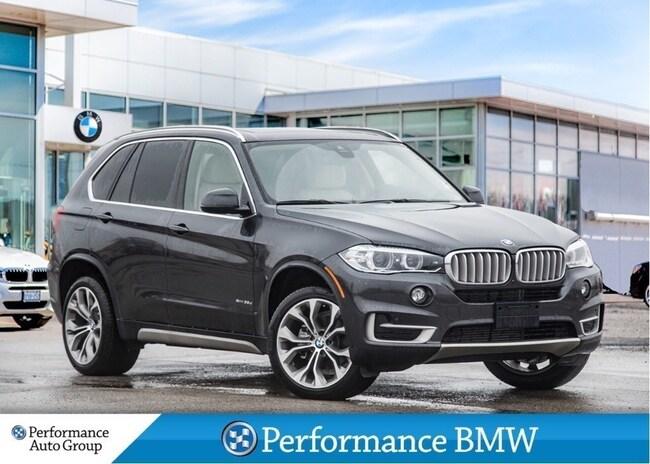 2018 BMW X5 xDrive35d. DIESEL. NAVI. ROOF. DEMO UNIT SUV