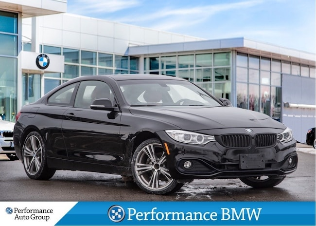 2016 BMW 428i xDrive. HTD SEATS. CAMERA. ROOF. NAVI. ALLOYS Coupe