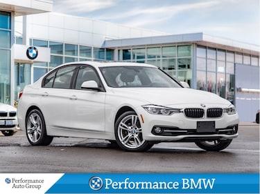 2018 BMW 330i xDrive. NAVI. CAMERA. ROOF. HTD SEATS Sedan