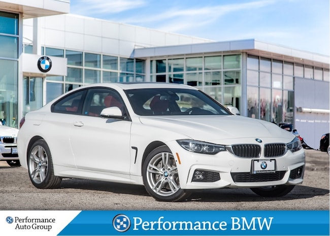 2019 BMW 430i xDrive - HEATED STEERING WHEEL / HEAD-UP DISPLAY Coupe