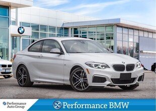 2018 BMW M240i xDrive. ROOF. NAVI. CAMERA. HTD SEATS. DEMO UNIT Coupe
