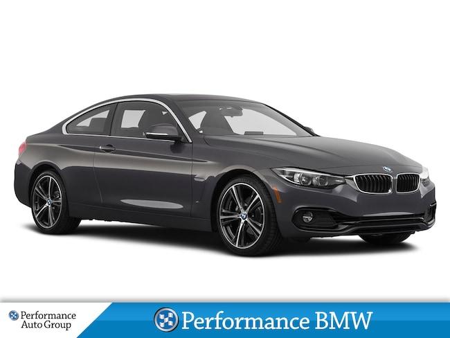 2019 BMW 430i xDrive. PREMIUM ESSENTIAL PKG. NAVI. DEMO UNIT Coupe