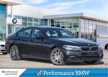 2019 BMW 540i xDrive - FRONT & REAR HEATED SEATS Sedan