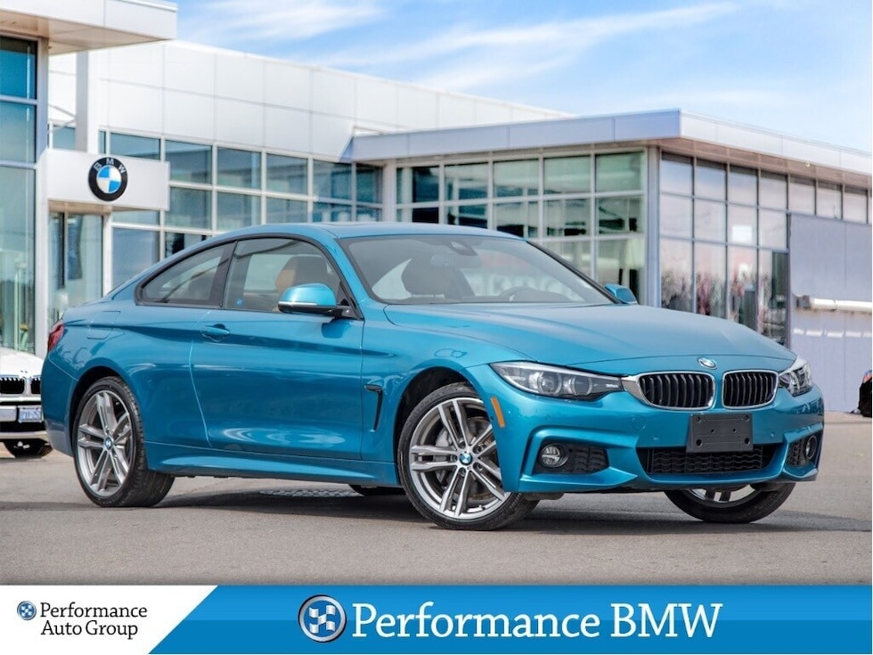 2019 BMW 4 Series 430i xDrive - 3.99% 5/YR FINANCING OAC Coupe