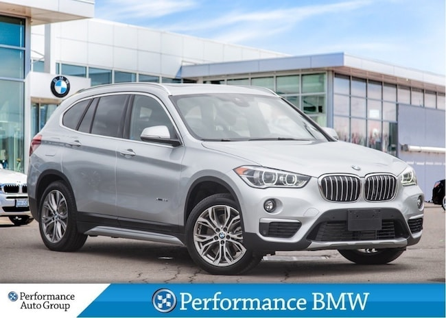 2018 BMW X1 xDrive28i. PREMIUM ESSENTIAL PKG. DEMO UNIT SUV