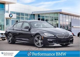 2019 BMW 650i NAVI. CAMERA. HTD/COOL SEATS. DEMO UNIT Gran Coupe