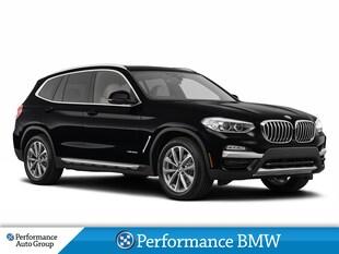 2019 BMW X3 xDrive30i. HTD SEATS. NAVI. DEMO UNIT SUV