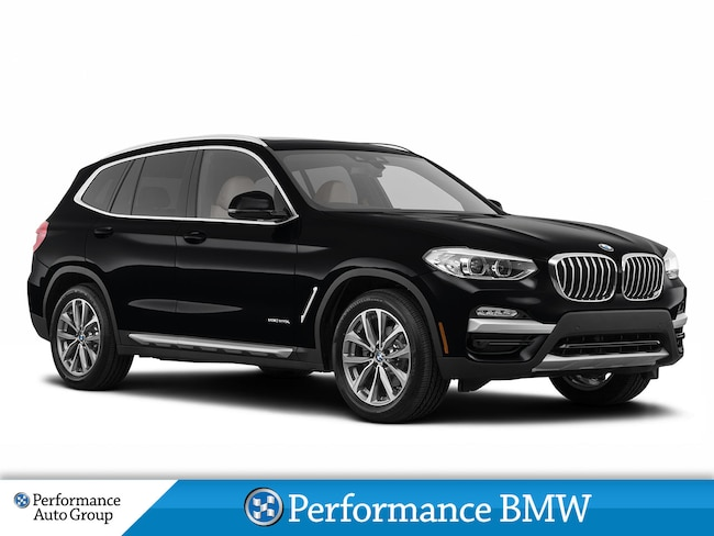 2019 BMW X3 xDrive30i. HTD SEATS. NAVI. DEMO UNIT SUV