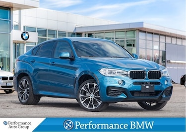 2018 BMW X6 xDrive35i - FINANCING FROM 2.9% OAC SUV