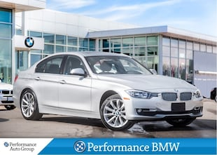 2014 BMW 320i xDrive. ROOF. NAVI. HTD SEATS. BLUETOOTH Sedan