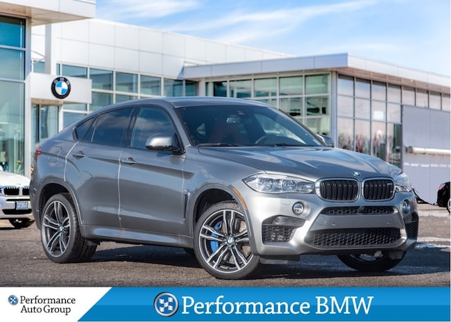New 2019 Bmw X6 M For Sale At Performance Bmw Vin 5ymkw8c53k0y74849