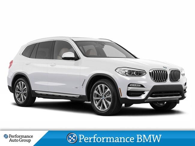 2019 BMW X3 xDrive30i. NAVI. HTD SEATS. ROOF. DEMO UNIT SUV