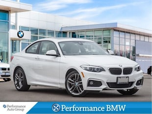 2019 BMW 230i xDrive. NAVI. ROOF. CAMERA. DEMO UNIT Coupe